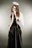 Anjo do Fairy-tale fotos de stock royalty free