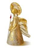 Anjo do vidro de Murano foto de stock