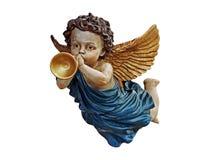 Anjo do vôo Imagens de Stock Royalty Free