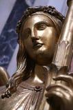 Anjo em Roma imagem de stock