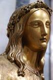 Anjo em Roma fotografia de stock