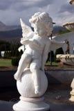 Anjo em Rukh Ordo, Quirguizistão Fotos de Stock