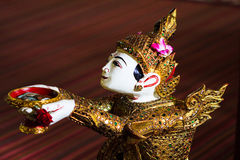 Anjo em Tailândia Foto de Stock Royalty Free