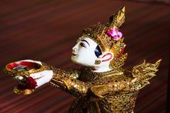 Anjo em Tailândia Fotos de Stock Royalty Free