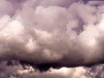 Anjo no céu Imagem de Stock