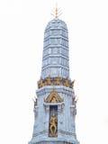 Anjo tailandês da escultura Imagens de Stock Royalty Free