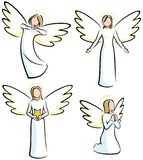 Anjos Fotos de Stock