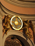 Anjos em Andreevsky Sobor Imagem de Stock Royalty Free