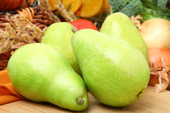 Anjou pears Stock Image
