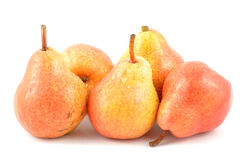 Anjou pears Royalty Free Stock Image