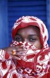 ANJOUAN DELL'AFRICA COMORE Fotografia Stock Libera da Diritti