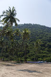 Anjuna, Goa, India Royalty Free Stock Photos