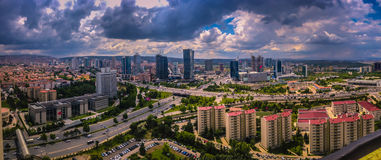Ankara City Royalty Free Stock Image