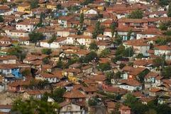 Ankara. Density neighbourhood in Ankara Turkey Stock Photo