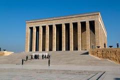 Ankara, Ataturk Memorial Tomb Royalty Free Stock Photo