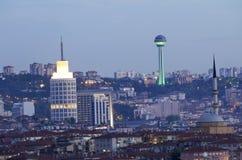 Ankara, Capital city of Turkey Stock Photography