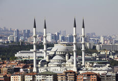 Ankara, Capital city of Turkey Stock Photos
