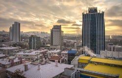 Ankara, capital de Turquía Foto de archivo