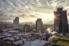 Ankara, capital de Turquía Fotos de archivo