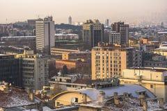 Ankara, capitale de la Turquie Image stock