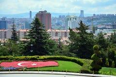 Ankara, capitale della Turchia fotografia stock libera da diritti