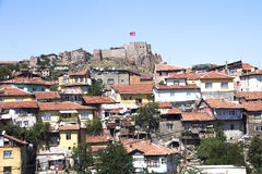 Ankara Castle Stock Photos