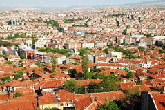 Ankara city Stock Image