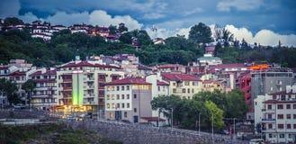 Ankara city landscape Royalty Free Stock Photography
