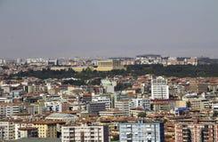 Ankara cityscape Stock Image