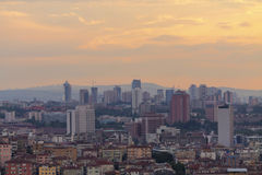 Ankara cityscape Royalty Free Stock Photo