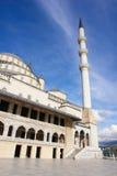 Ankara, die Türkei, Kocatepe Moschee Stockfoto