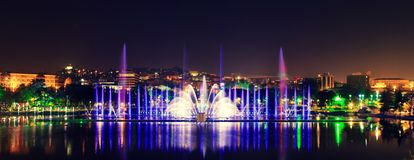 Ankara gençlik parkı Royalty Free Stock Photo