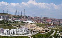 Ankara Hillside Panorama Stock Photos