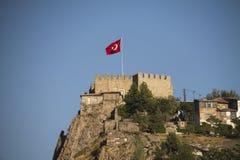 Ankara kasztel obraz stock
