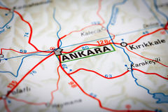 Ankara Stock Photo