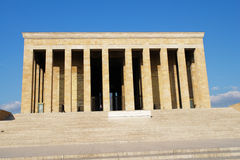 Ankara, Mausoleum of Ataturk - Turkey Stock Photo