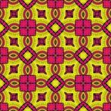 Ankara Pattern Modern wax print. African Afro Ankara background black brick colorful decoration designs dress dresses fashion geometric illustration orange paper royalty free illustration