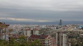 Ankara-Stadttruthahn Stockfotografie