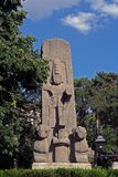 Fasillar Monument stock photography