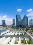 Ankara/Turkey-June 23 2019: Sogutozu district is an emerging skyscrapers area stock photo