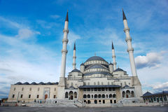 Ankara, Turkey, Kocatepe Mosque Stock Photo