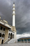 Ankara, Turkey, Kocatepe Mosque minaret Royalty Free Stock Images