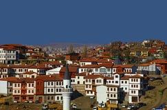 Ankara. View of the Ankara, Turkey. Autumn Royalty Free Stock Photo