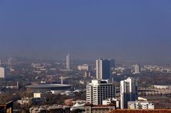 Ankara. The view of the turkish capital Ankara at the morning Stock Photos