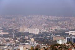 Ankara. The view of the turkish capital Ankara at the morning Stock Images