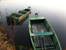 ankarfartyg som fiskar rullar till Royaltyfri Bild