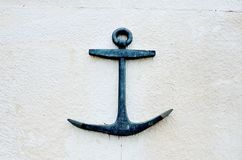 anker Royalty-vrije Stock Afbeelding