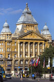 Anker byggnad - Budapest - Ungern Royaltyfri Fotografi