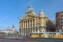 Anker House στη Βουδαπέστη, Ουγγαρία Στοκ φωτογραφία με δικαίωμα ελεύθερης χρήσης