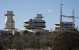 Ankerlig-Kraftwerk bei Atlantis Südafrika Lizenzfreies Stockbild